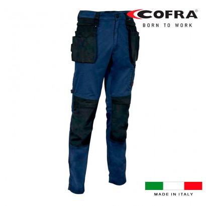 Pantalon kudus azul marino negro cofra talla 48