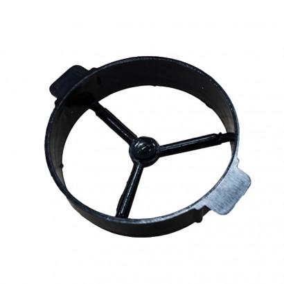 Aro plastico para empotrar downlight  ø20,8cm