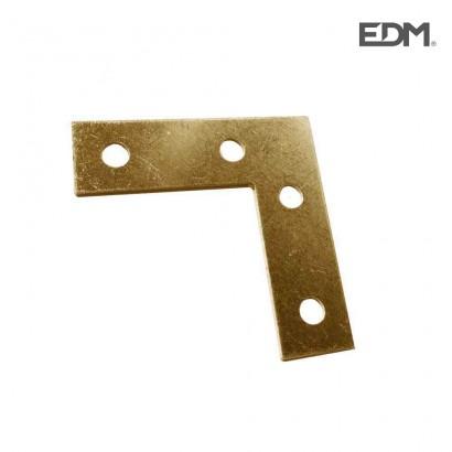 *ult. unidades* escuadra acero inox 120x17x1,2mm