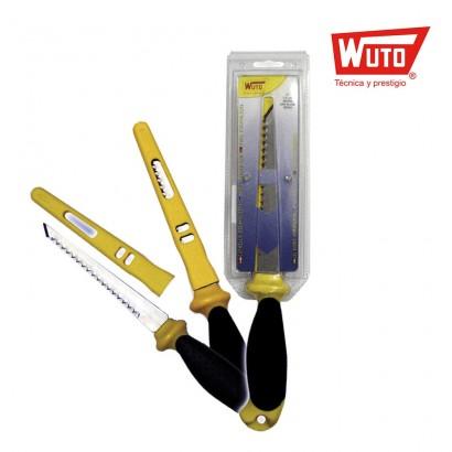 Cuchillo especial escayolista 150mm wuto