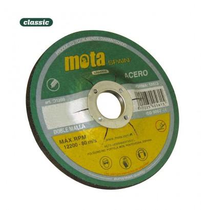 Disco desbaste ox. 115x6.0x22.23mm d1160