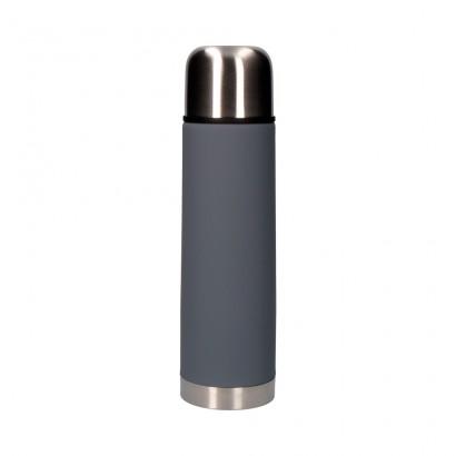 Termo de acero color gris 0.50l