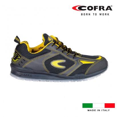 Zapatos de seguridad cofra carnera s1 talla 40